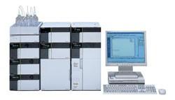 Недорогой жидкостной хроматограф  с  УФ и МС детекторами ф.Шимадзу
